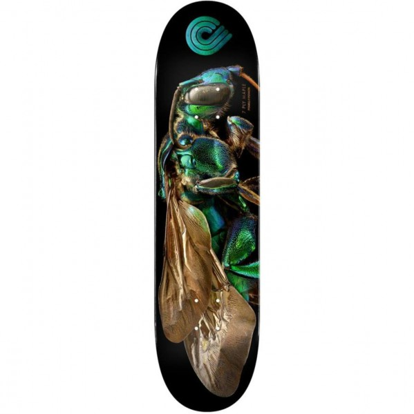 39343 - Powell-Peralta Skate-Deck Levon Biss 242 Orchid Cuckoo