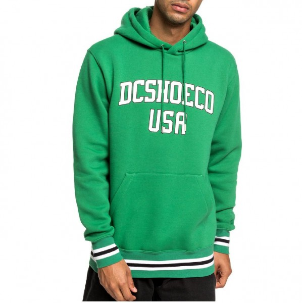 34767 - DC Hoody Glenridge 2 - green