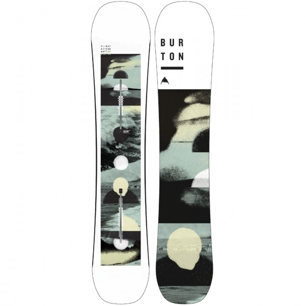 39209 - Burton Snowboard Flight Attendant Camber 159W