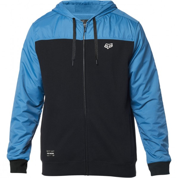 35380 - Fox Zip-Hoody Pivot - maui blue 1