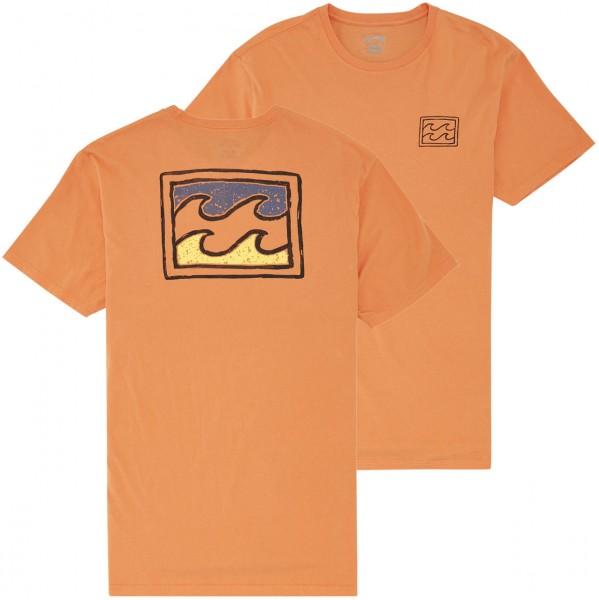 36799 - Billabong T-Shirt Warchild - sunset