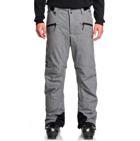 36394 - Quiksilver Snow-Pant Boundry Plus - black