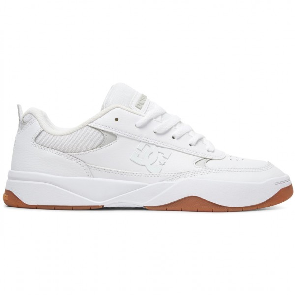 37414 - DC Sneaker Penza - White/White/Gum