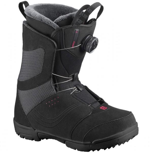 36421 - Salomon Snowboard-Boot Pearl Boa - Black