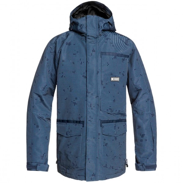 36274 - DC Snow-Jacket Servo - Dress Blues Desert