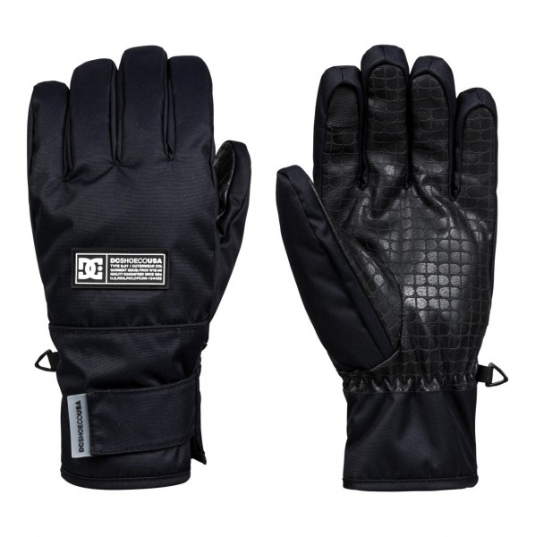 36272 - DC Glove Franchise - black