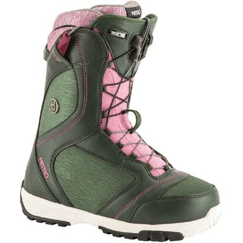 33292 - Nitro Boot Monarch TLS - green