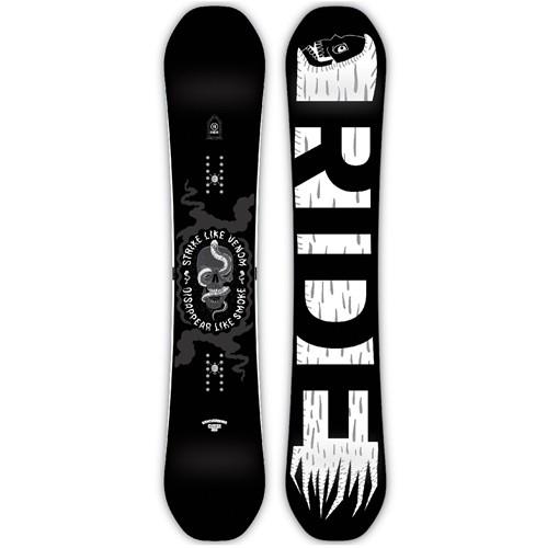33906 - Ride Snowboard Machete 159W