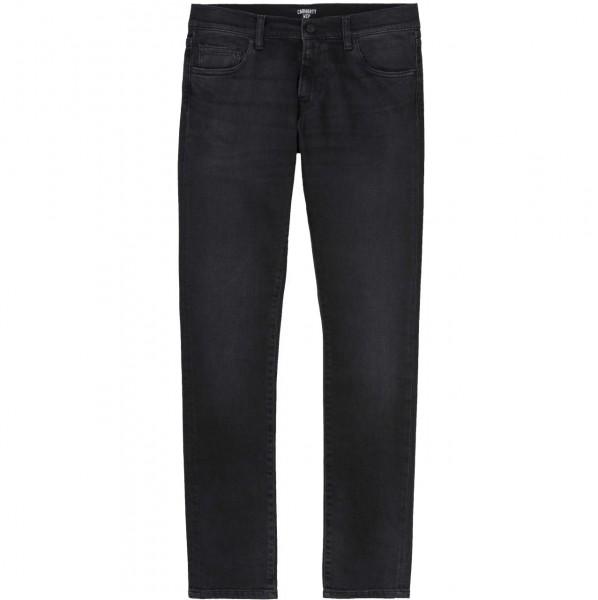 35600 - Carhartt WIP Jeans Rebel - Black mid worn wash