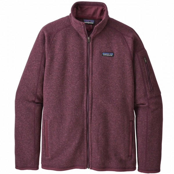 35501 - Patagonia Fleece-Jacke Better Sweater - light balsamic