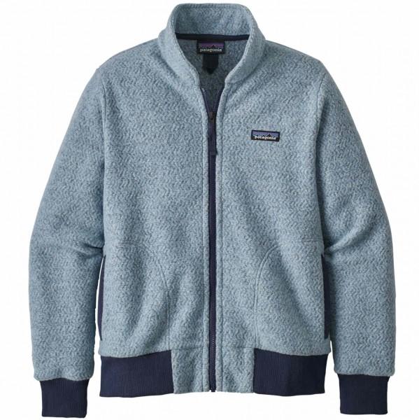 35504 - Patagonia Jacke Woolyester Fleece - big sky blue