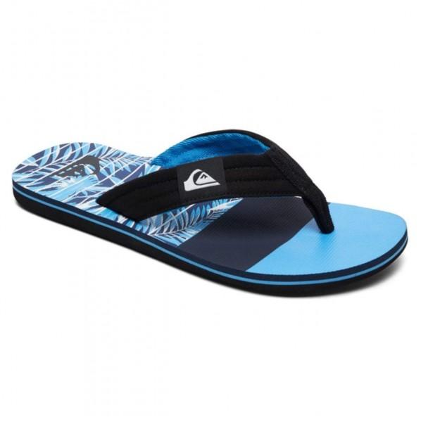 34998 - Quiksilver Sandals Molokai Layback - black/blue