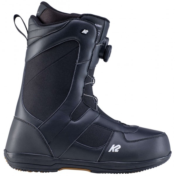 36253 - K2 Snowboard-Boots Market - black
