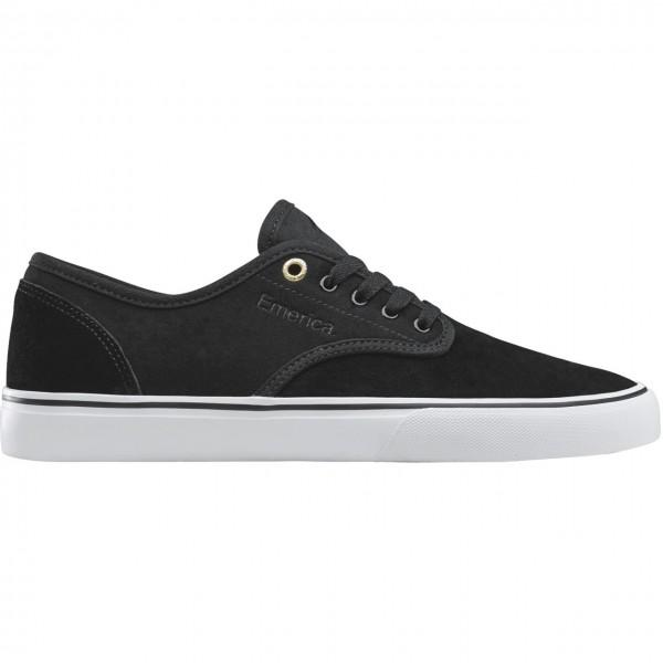 36049 - Emerica Sneaker Wino G6 black/white/gold
