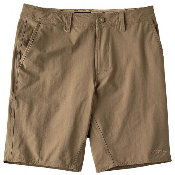 34489 - Patagonia Shorts Stretch Wavefarer - ash tan