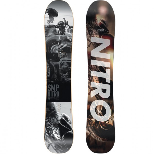 35845 - Nirto Snowboard SMP 158