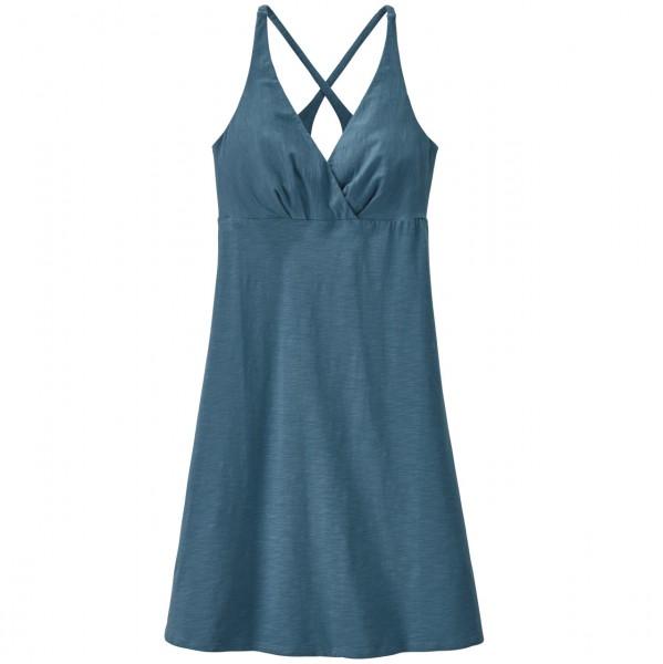 36967 - Patagonia Kleid Amber Dawn - Blue