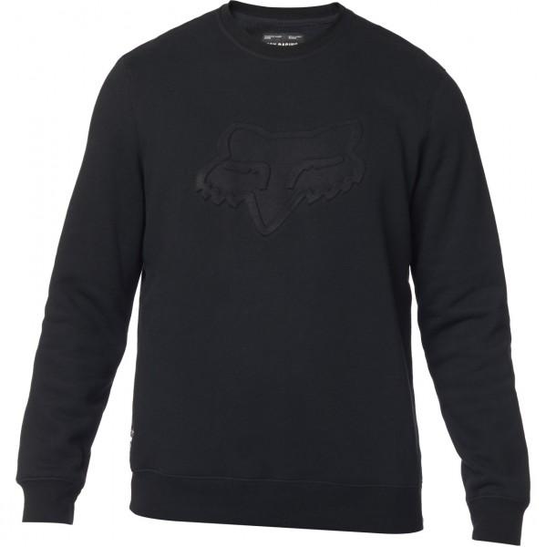 38654 - Fox Sweat-Shirt Refract DWR - black