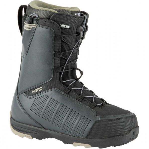 38919 - Nitro Snowboard-Boots Thunder TLS - black