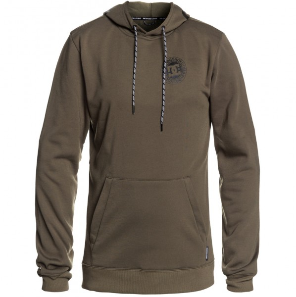 36266 - DC Hoody Snowstar - olive night
