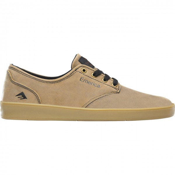 36047 - Emerica Sneaker The Romero Laced brown/black/tan