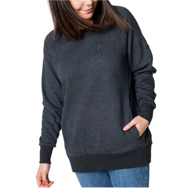 36716 - Alife and Kickin Sweat-Shirt Helen - moonless