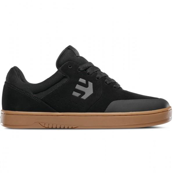 38461 - Etnies Sneaker Marana - black/dark grey/gum