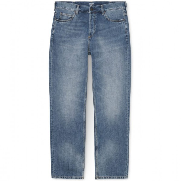 38247 - Carhartt WIP Jeans Marlow - Blue mid used wash