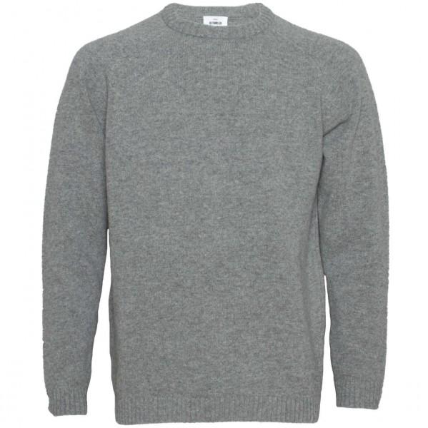 35696 - Klitmöller Collective Pulli Ole - Light grey