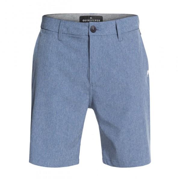 35004 - Quiksilver Shorts Unuion Heather - blue