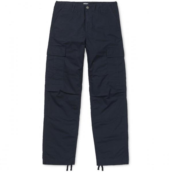 34182 - Carhartt WIP Regular Cago Pant - blue rinsed