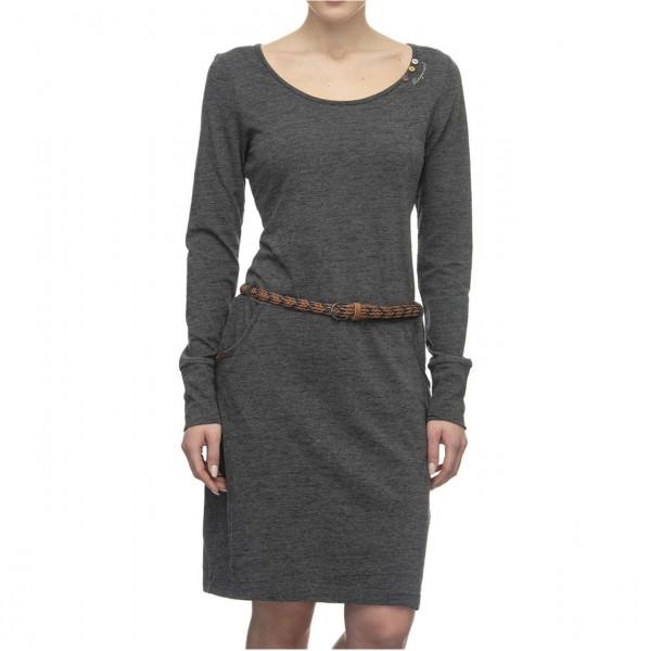 38435 - Ragwear Kleid Montana Organic - black