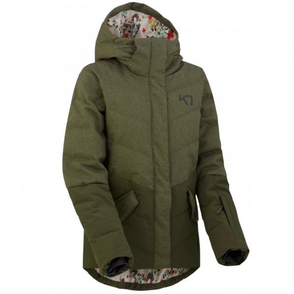 36106 - Kari Traa Snow-Jacket Helicopter - woods