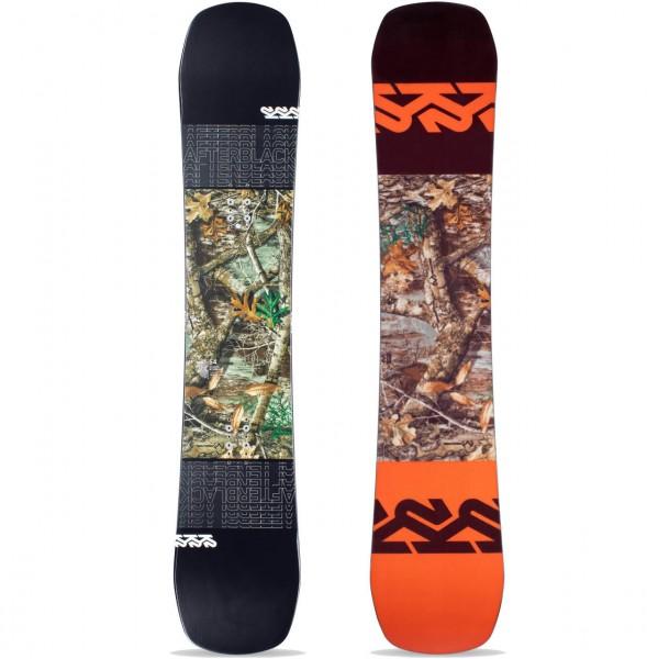 39243 - K2 Snowboard Afterblack 159W