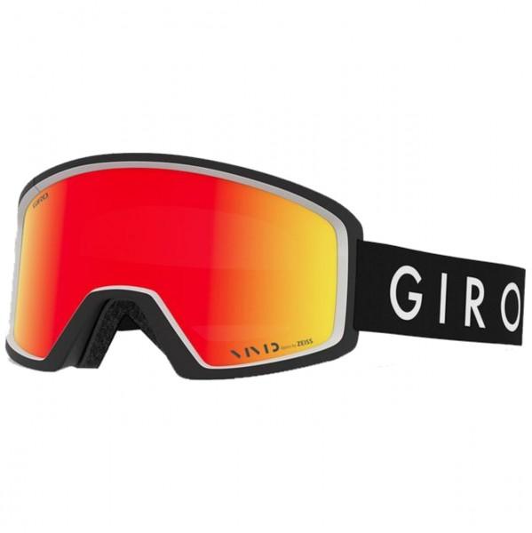 36559 - Giro Goggle Blok black/white core/vivid ember