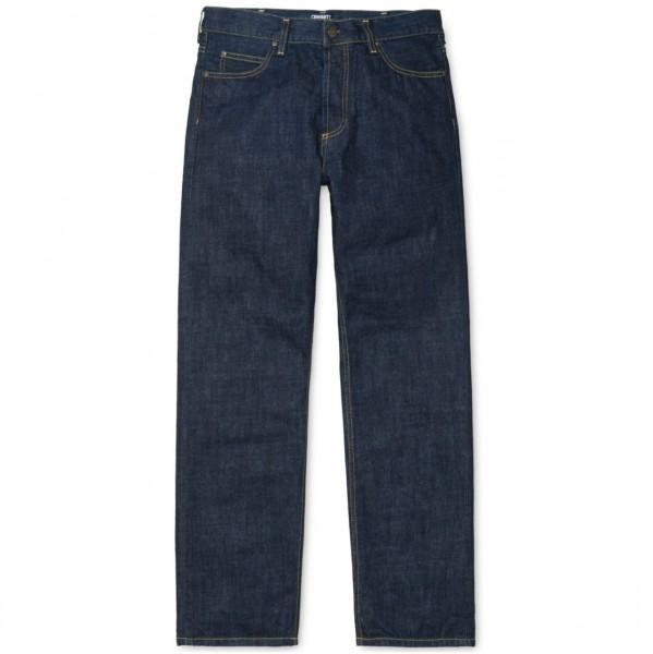38246 - Carhartt WIP Jeans Marlow - Blue rinsed