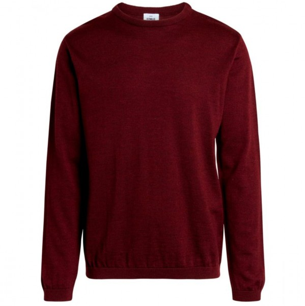36448 - Klitmöller Collective Pulli Basic Merino - Bordeaux