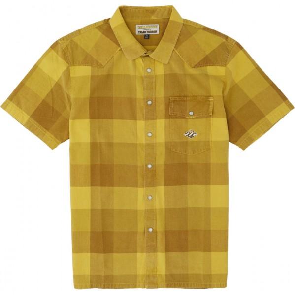 36889 - Billabong Hemd KA Four Doors - mellow yellow