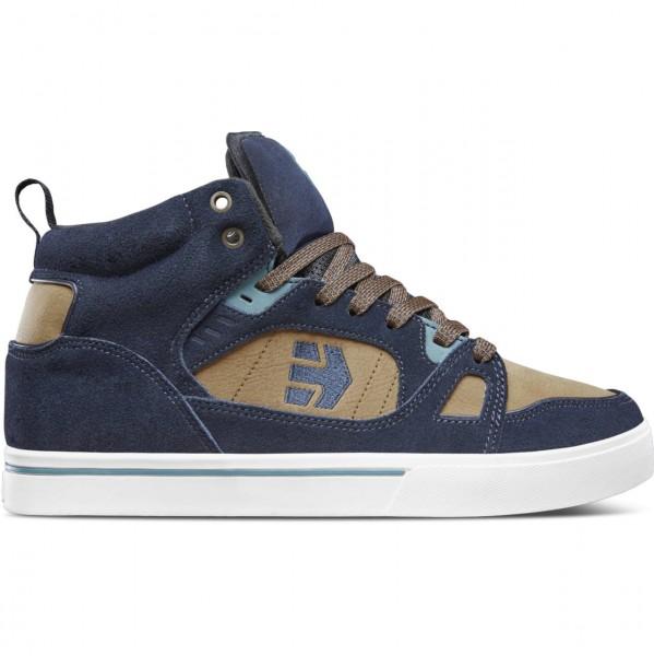 38458 - Etnies Sneaker Agron - navy/brown/white