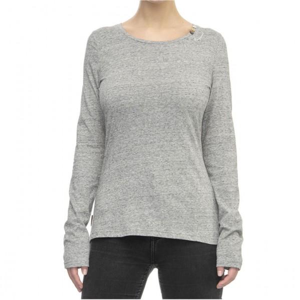 38454 - Ragwear Longsleeve Florah Long Organic - grey
