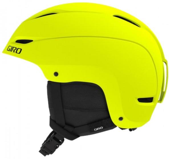 36554 - Giro Snow-Helm Ratio - matte citron