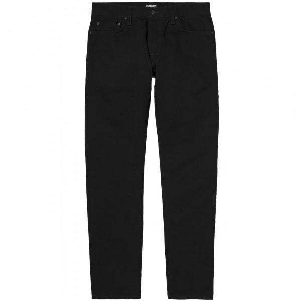 35601 - Carhartt WIP Jeans Klondike - Black rinsed