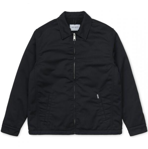 38250 - Carhartt WIP Jacke Modular - Black rinsed