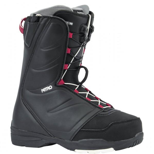 35854 - Nitro Snowboard-Boot Flora TLS - black