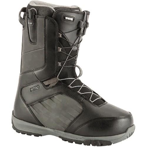33294 - Nitro Boot Anthem TLS - black-charcoal