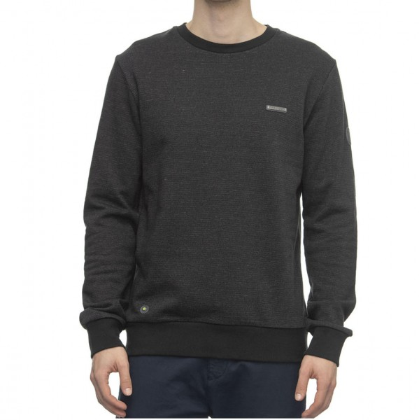 38704 - Ragwear Sweat-Shirt Geron Organic - black