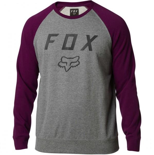 37013 - Fox Sweat-Shirt Legacy - dark purple