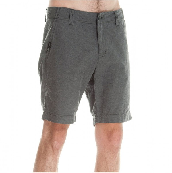 34823 - Ragwear Short Karel Melange - black