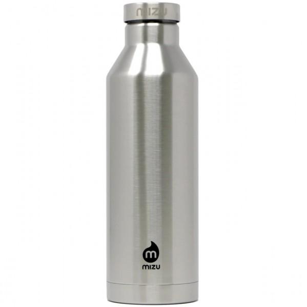 39381 - Mizu Flasche V8 - Stainless