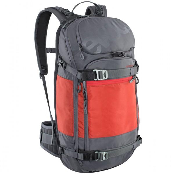 38916 - Evoc BackPack FR Pro 20L - carbon grey/chili